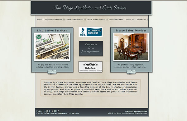 San Diego Estate Services