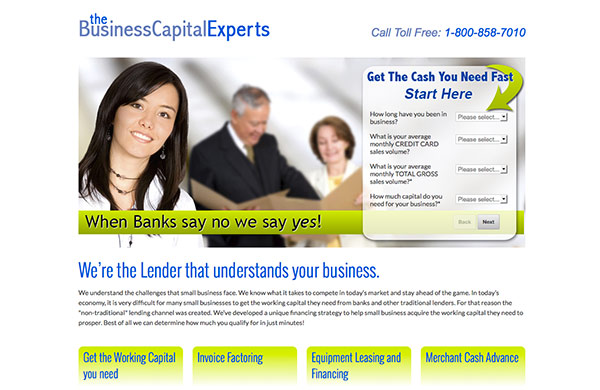 The Business Capital Experts