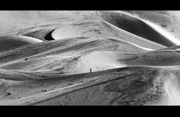 Eureka Hills Sand Dunes