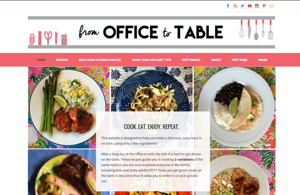 From Office to Table